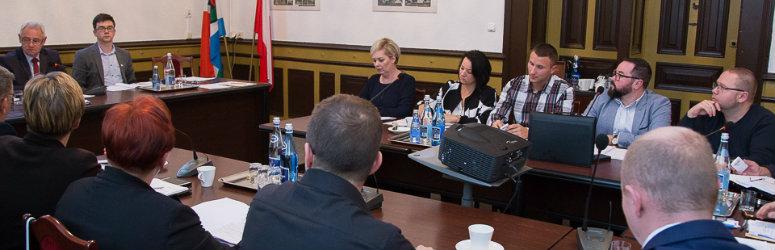 XIV Sesja Rady Miejskiej