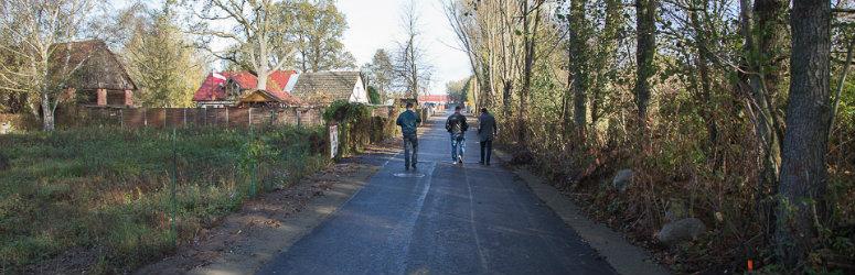 Przebudowa dróg gminnych