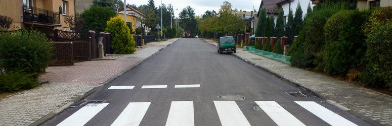Kolejne ulice wyremontowane