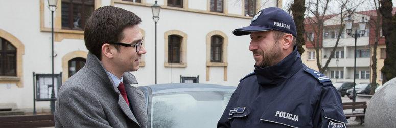 Wspieramy policjantów