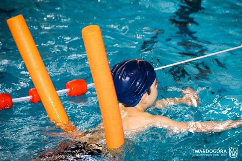 Bezpłatna nauka pływania dla uczniów klas II-III